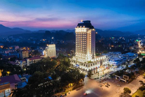 Thành phố Lạng Sơn. Ảnh nhaxe.vn
