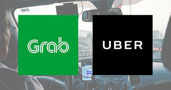 Thuê xe chạy grab, uber hiệu quả. Ảnh tapchitaichinh.vn
