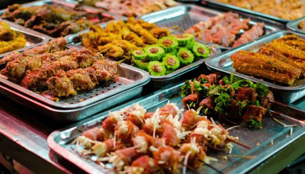 thưởng thức những món ăn hấp dẫn ở Sapa