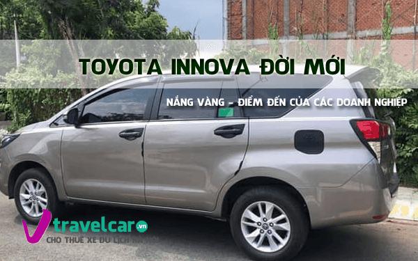 Xe Toyota Innova đời mới