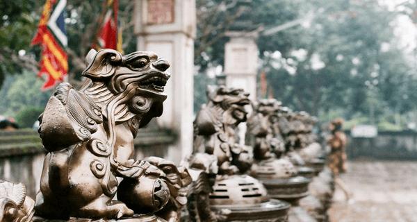 Đền Trần Nam Định – nơi phát tích của nhà Trần