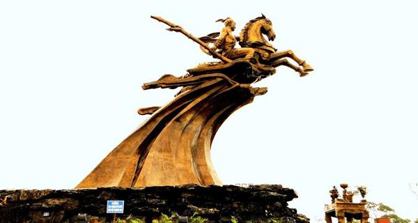 Đền Gióng (Đền Sóc) – Sóc Sơn, Hà Nội