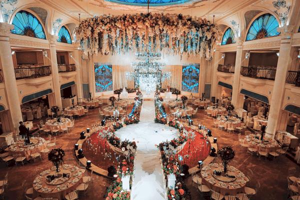 Nhà hàng Sen Tây Hồ - Nét hào hoa chốn kinh kỳ ngàn năm