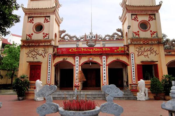 Đền Kỳ Cùng - nơi linh thiêng thờ thần Giao Long. Ảnh st