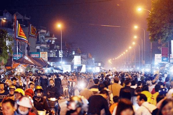 Phiên chợ Viềng