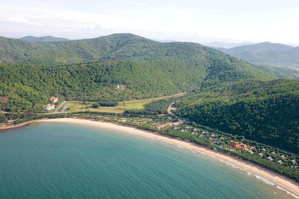 Khu du lịch biển Bãi Lữ