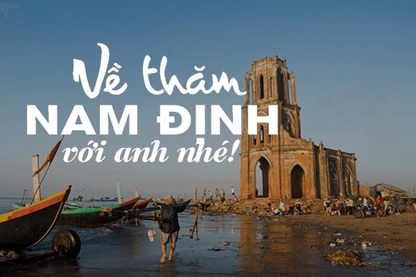 Nam Định là một trong ba khu dự trữ sinh quyển châu thổ sông Hồng