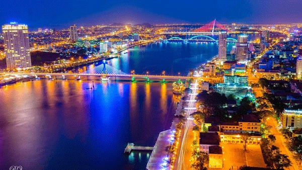Đà Nẵng - một trong ba trung tâm du lịch lớn ở Việt Nam. Ảnh st