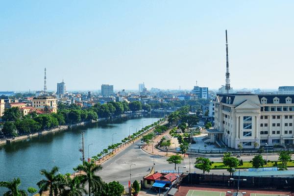 Thành phố Hải Dương. Ảnh st