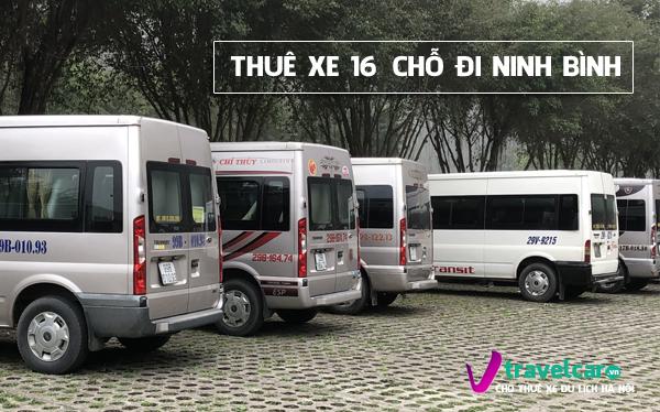 Công ty Nắng và chuyên cho thuê xe 16 chỗ đi Ninh Bình giá re tại Hà Nội