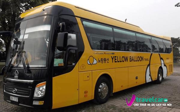 Công ty chuyên cho thuê xe 45 chỗ đi Quảng Ninh giá rẻ tại Hà Nội
