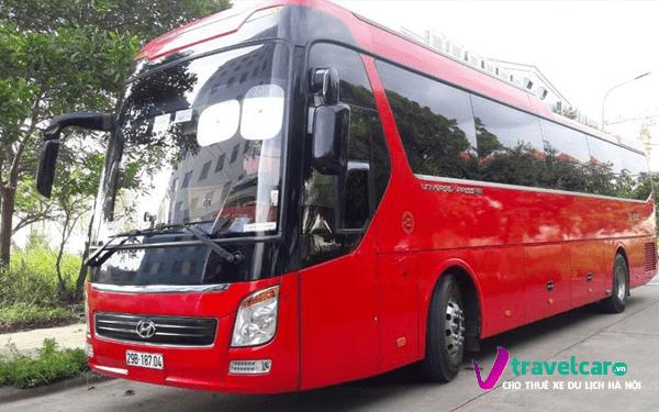 Công ty chuyên cho thuê xe 45 chỗ đi Quảng Bình giá rẻ tại Hà Nội
