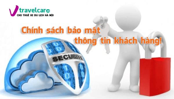 Chính sách bảo mật và kiểm soát thông tin khách hàng