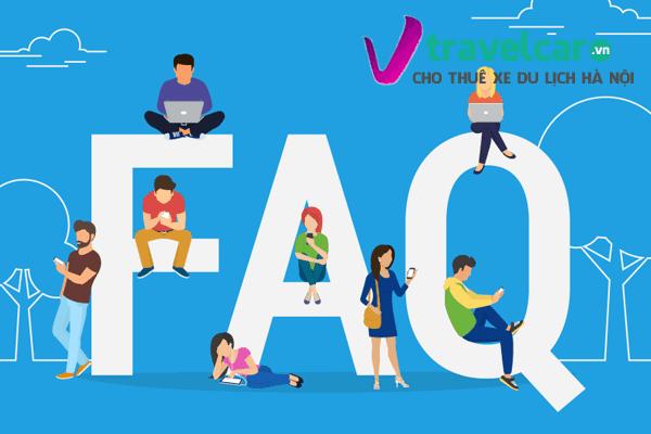 Tổng hợp câu hỏi thường gặp về dịch vụ | FAQ