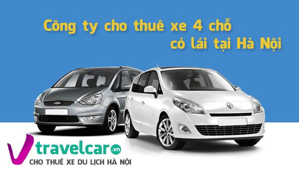 Công ty chuyên cho thuê xe 4 chỗ có lái tại Hà Nội.