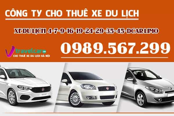 Công ty Nắng Vàng chuyên cho thuê xe du lịch tại Cầu Giấy, Hà Nội.
