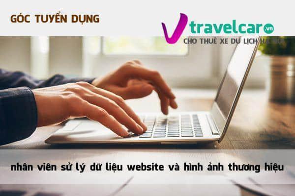 Cần tuyển nhân viên quản lý Website và kiểm soát thông tin