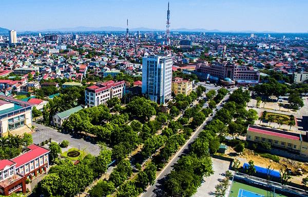 Thành phố Vinh xinh đẹp và đầy quyến rũ