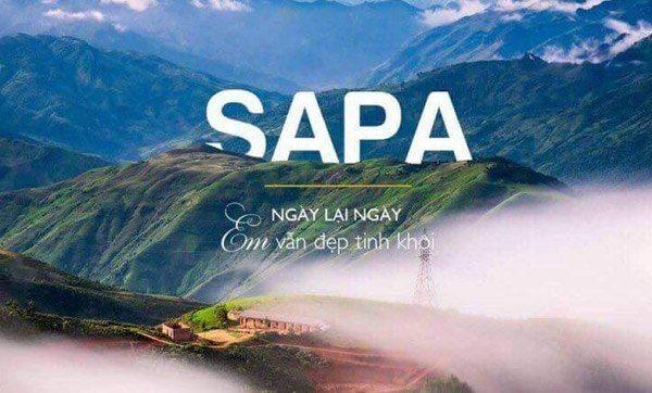 Sapa là một địa điểm của bao du khách trong và ngoài nước