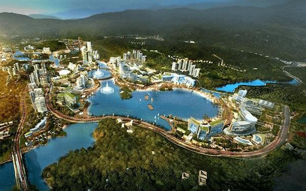 trung tâm du lịch Quảng Ninh sầm uất nhất miền Bắc