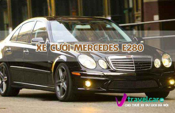 Xe cưới Mercedes E208